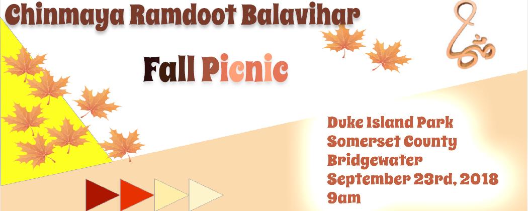 Balavihar Fall Picnic