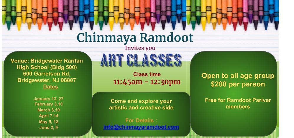 Ramdoot art class (1)