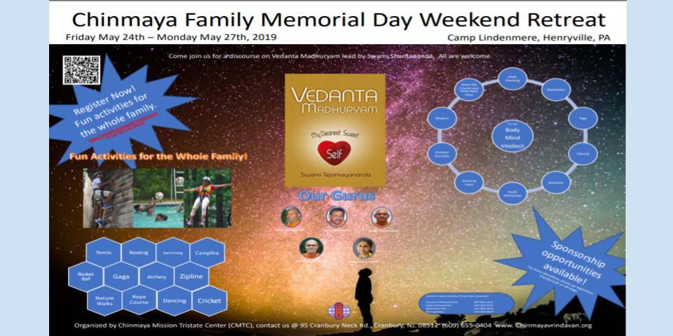Memorial day Camp 2019